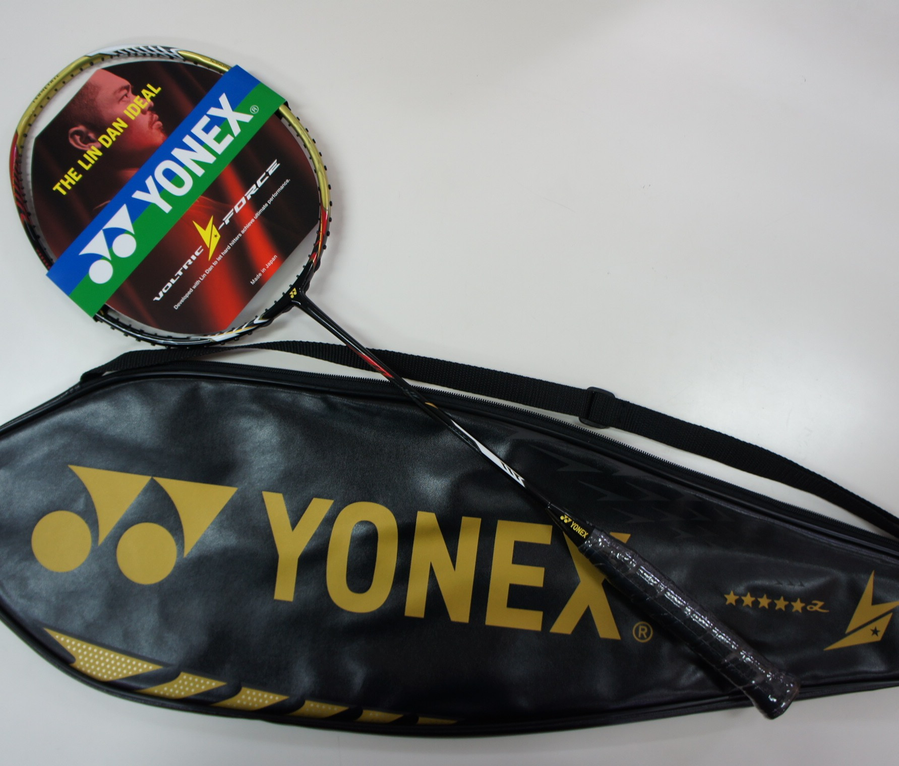 Yonex Voltric Lin Dan Force Rio Olympic LIMITED EDITION