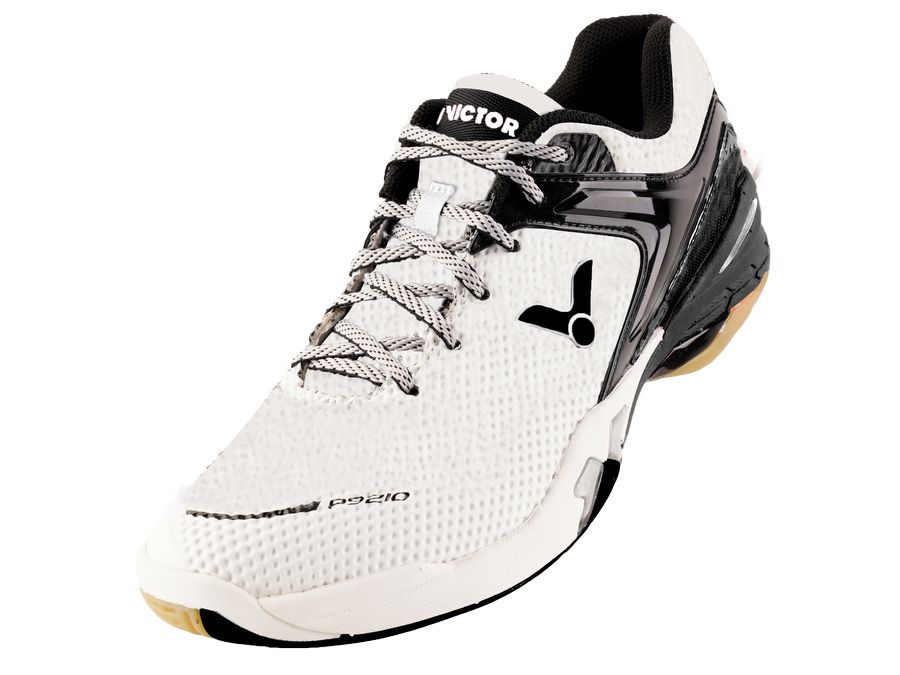 Victor P9210 AC White & Black Performance Court Shoe