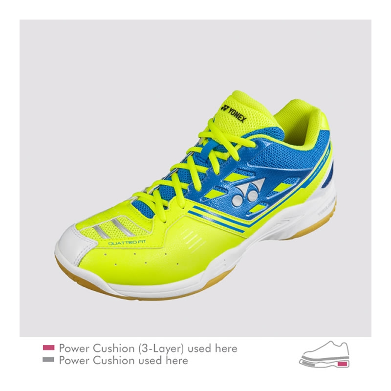 Yonex Men's F1N Ltd. - Yellow/Blue