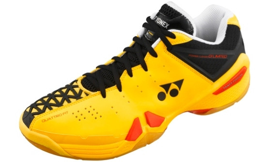 YONEX MEN'S SHB01LTD - Yellow