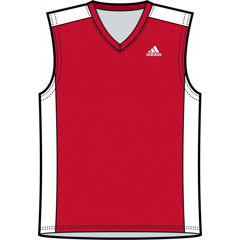 Adidas hombre 's adiplus voleibol Jersey [A830]: canuckstuff