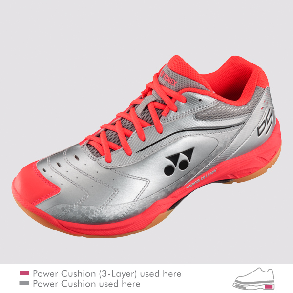 Yonex Men's Power Cushion 65