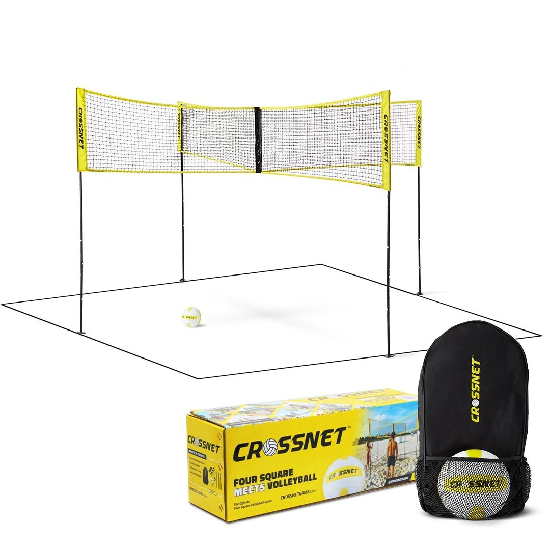 Crossnet Volleyball System