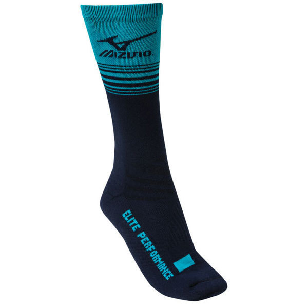 Mizuno Elite 9 Retro Crew Sock