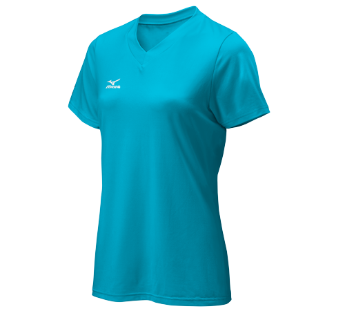 Mizuno Women's Attack Tee - Brights