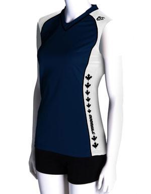 fac3433b1af2 Volleyball Uniforms : Canuckstuff, Canuck Sports Stuff