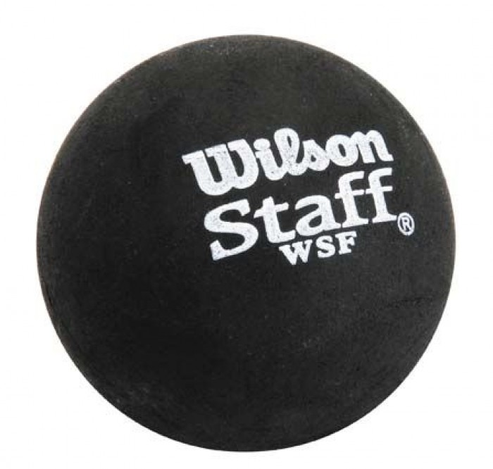 Wilson Staff Premium Blue Dot Squash Ball - Single Ball
